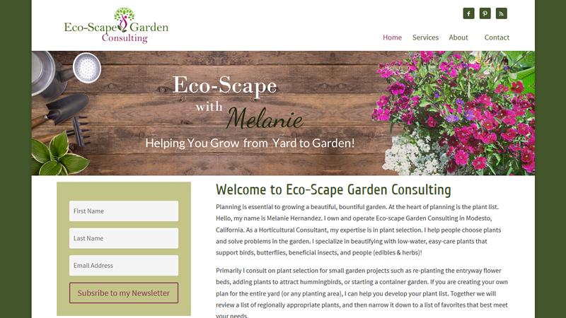 EcoScape Garden Consulting
