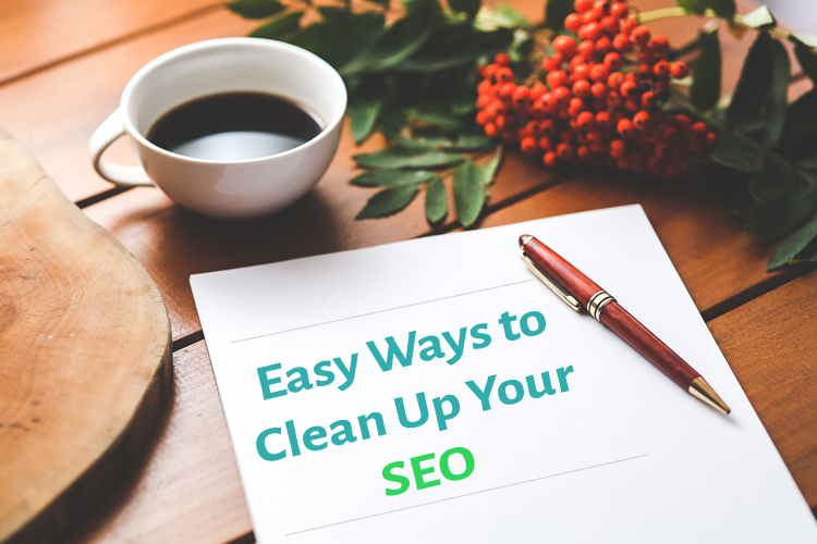 Easy Ways to Clean Up Your SEO Efforts