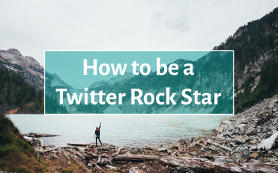 6 Ways to be a Twitter Rock Star
