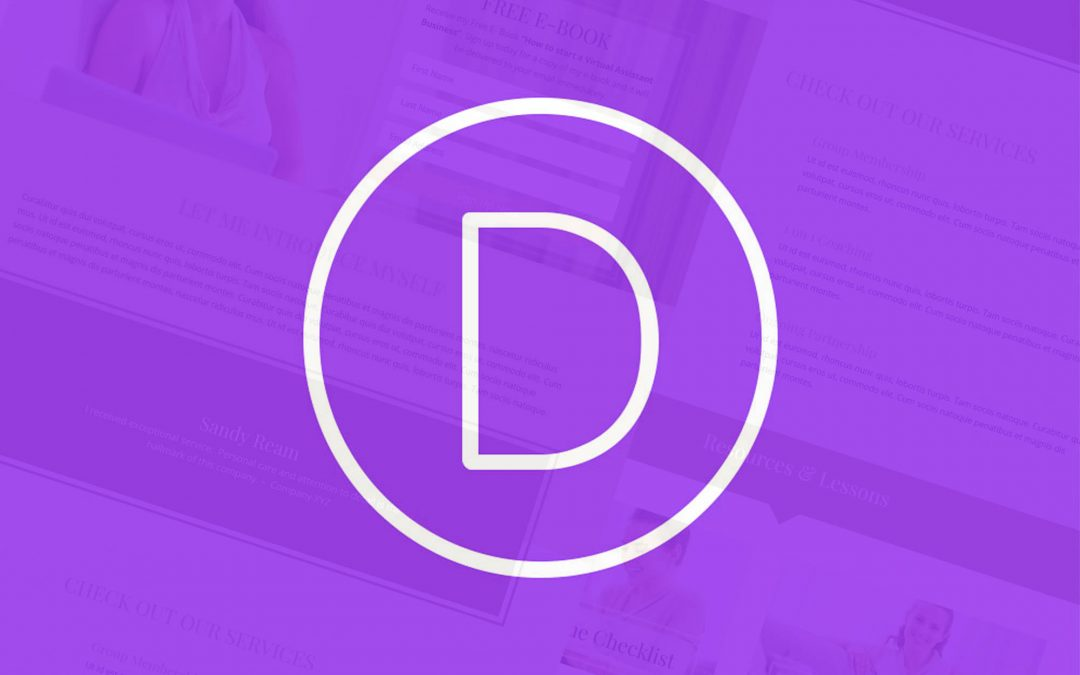 How the Coming Changes To Divi Can Be Prepared For