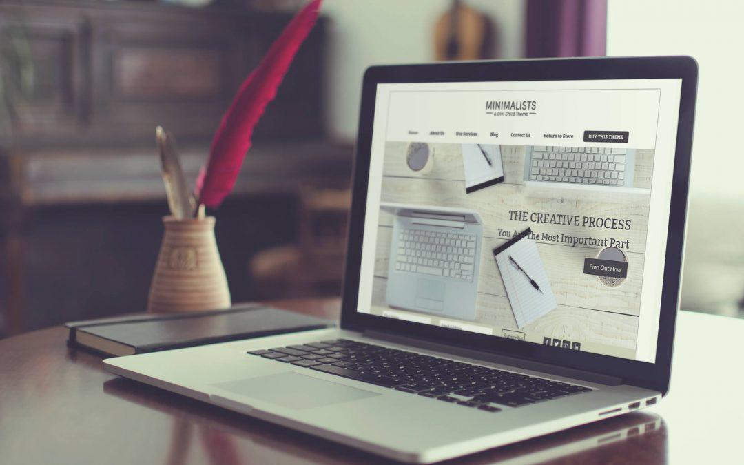 How Minimal Website Design Is Making a Comeback